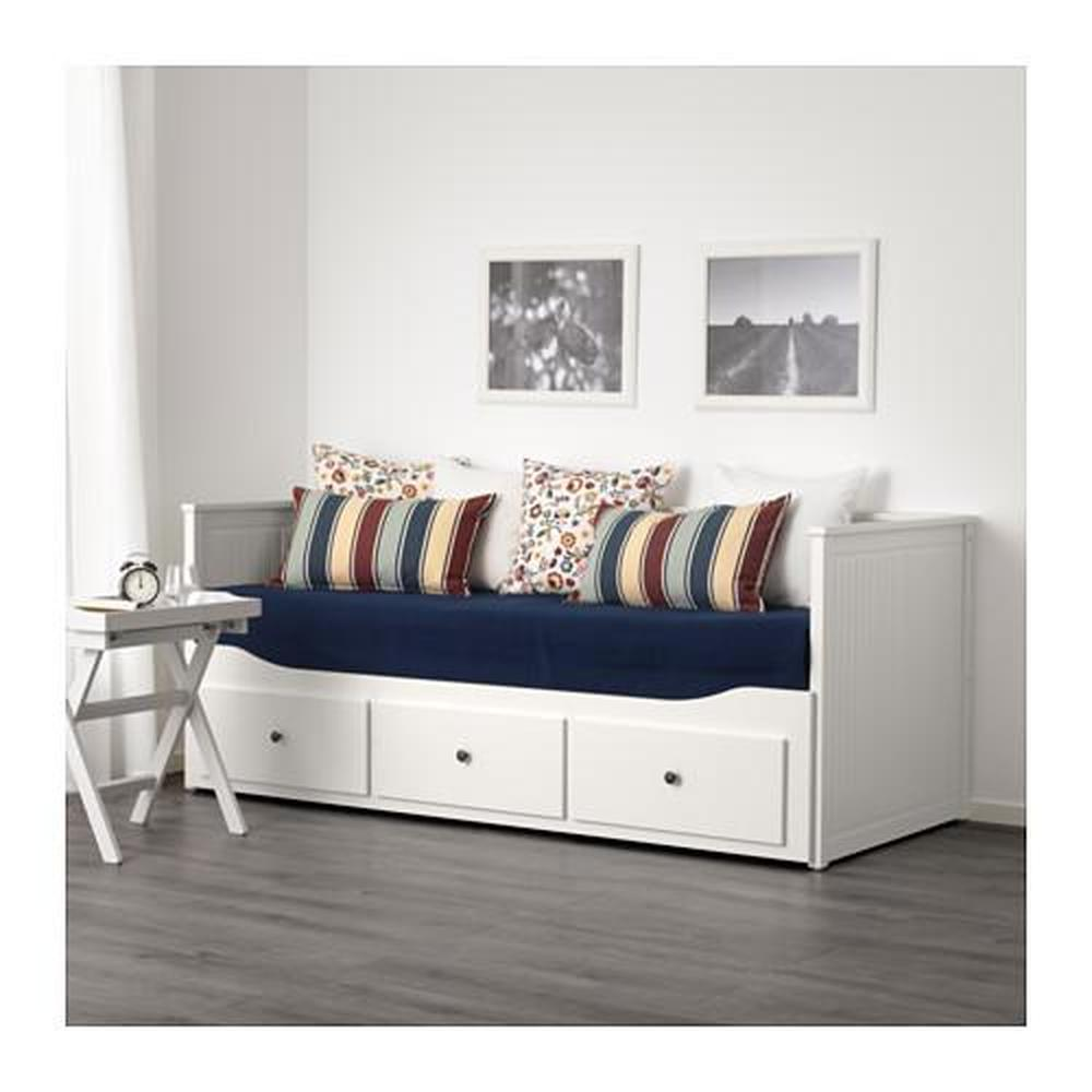 Hemnes Bed Frame With 3 Drawers 903 493 26 Reviews Price