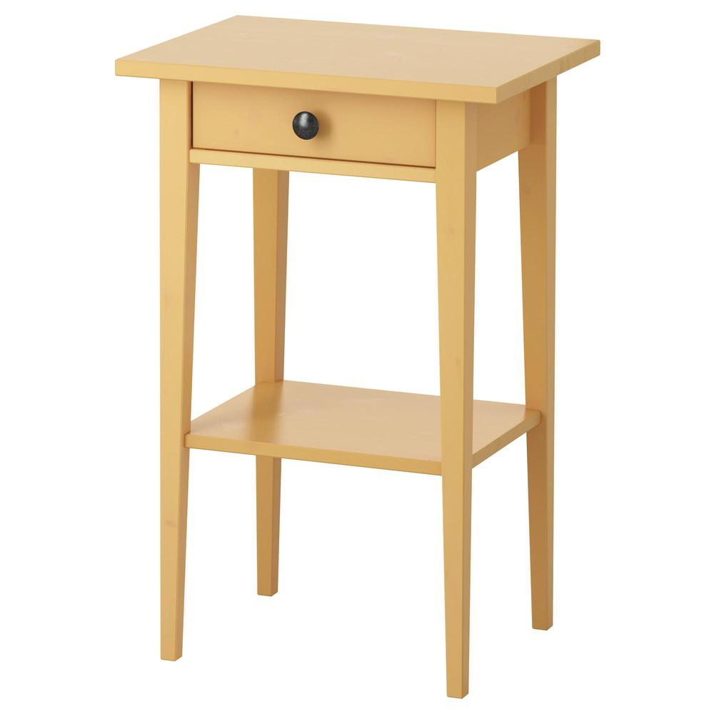 Table Table chevet Table chevet de HEMNES Jaune de chevet HEMNES de Jaune qSULGMVzp