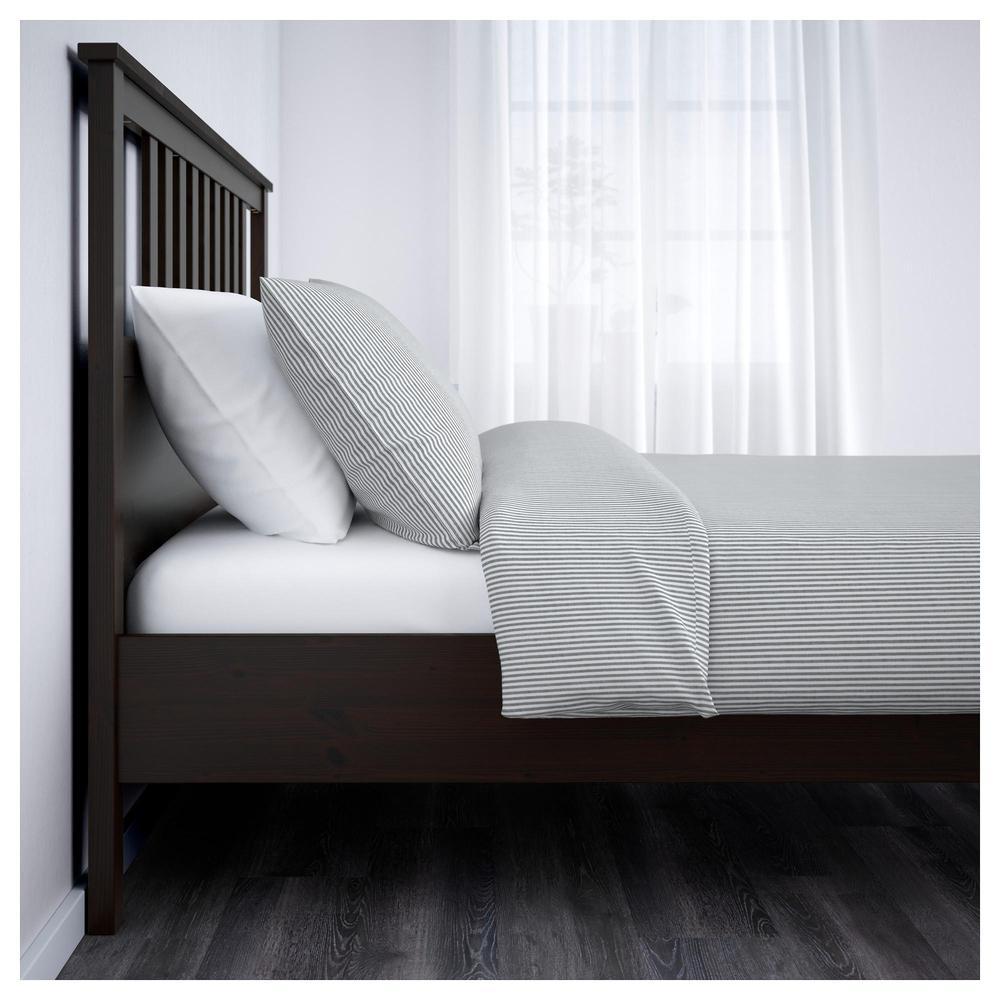 HEMNES marco de la cama - 120x200 cm Lonset (092.278.67) - opiniones ...