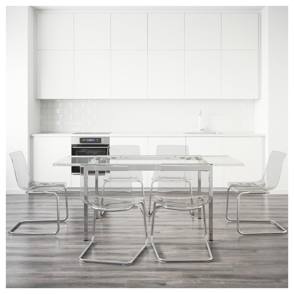Glivarp Tobias Table And 6 Chairs