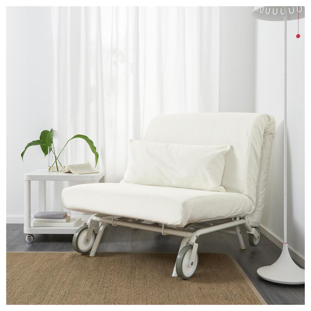 Ikea Poltrone Letto Un Posto.Poltrona Letto Ikea Ps Murbo Grasbu White Gresbu White