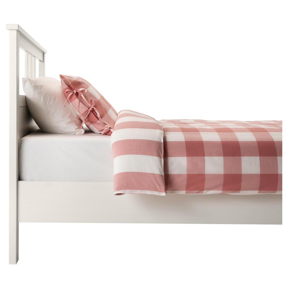HEMNES marco de la cama - 90x200 cm Lonset (192.108.09) - opiniones ...