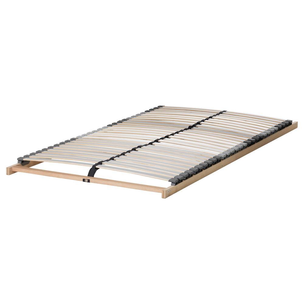 MALMM Marco de cama + 2 cajón de cabecera - Lonset (192.278.76 ...