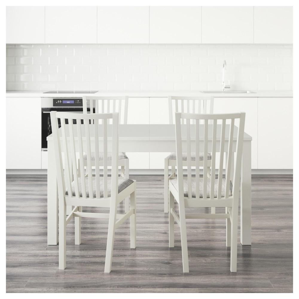 BYURSTA 4 NORNES bord och stolar