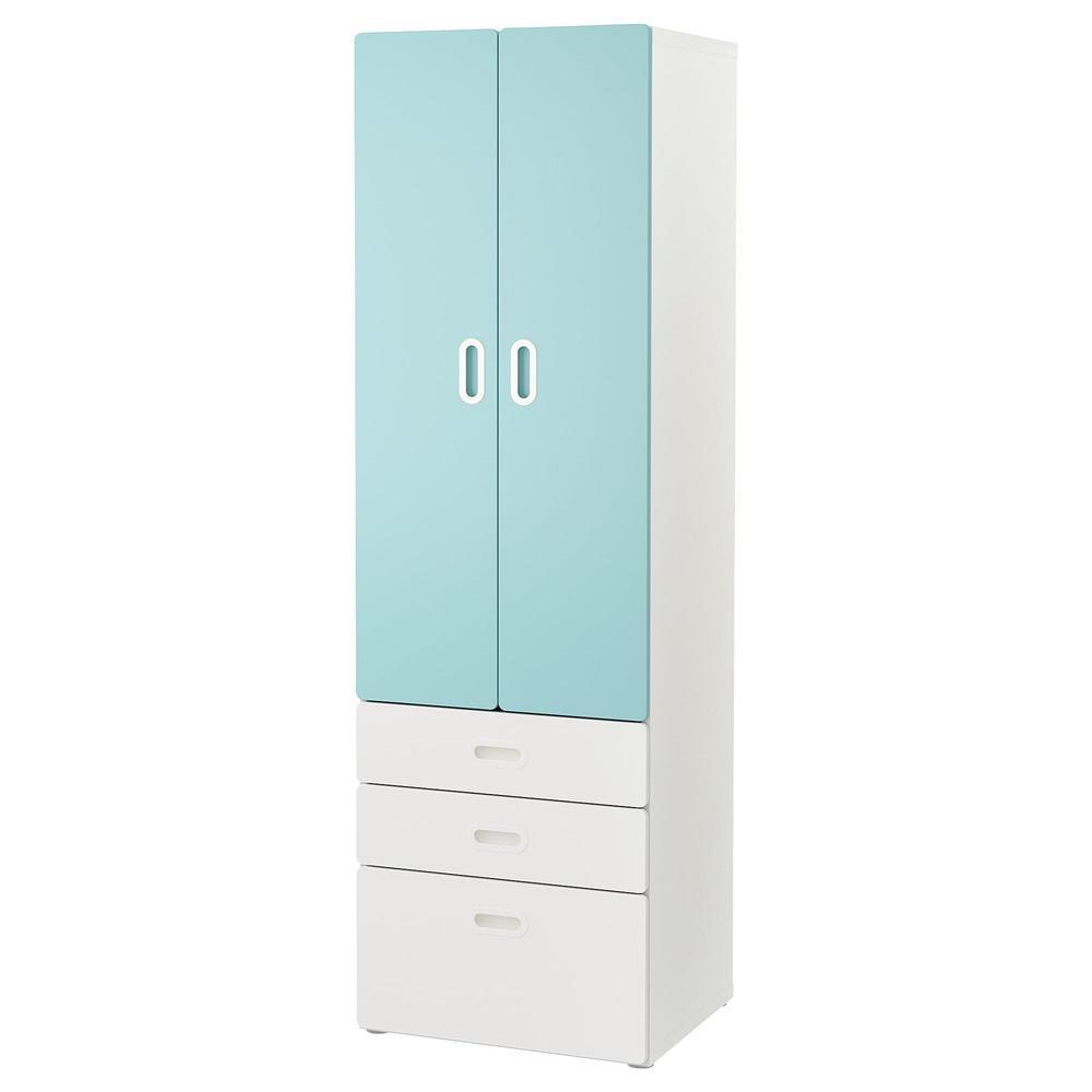 Stuva Fritids Wardrobe White Blue 192 529 98 Reviews