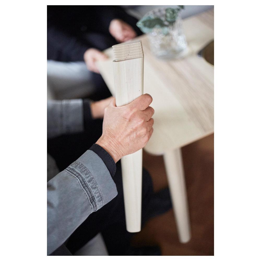 LERHAMN STEFAN Tisch und 4 Stuhl (392.968.97