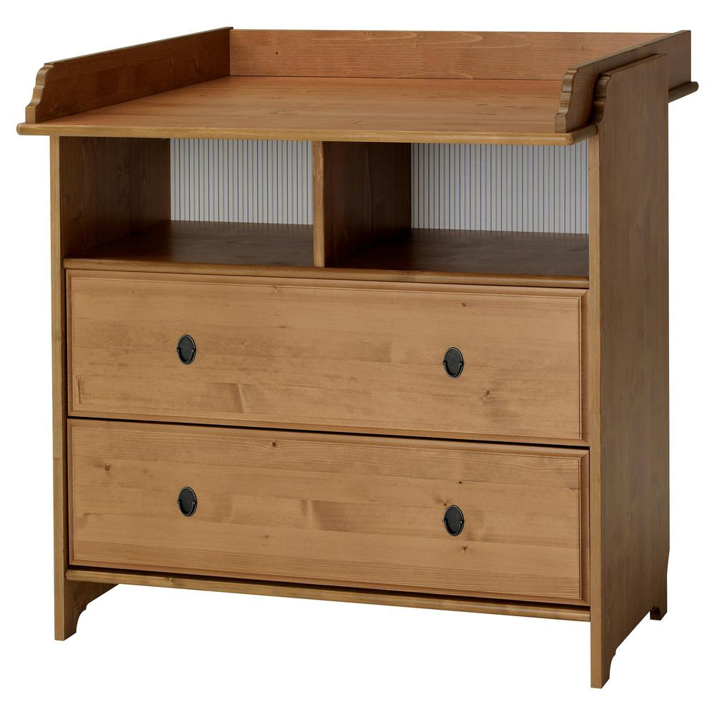 Leksvik Changing Table Cabinet