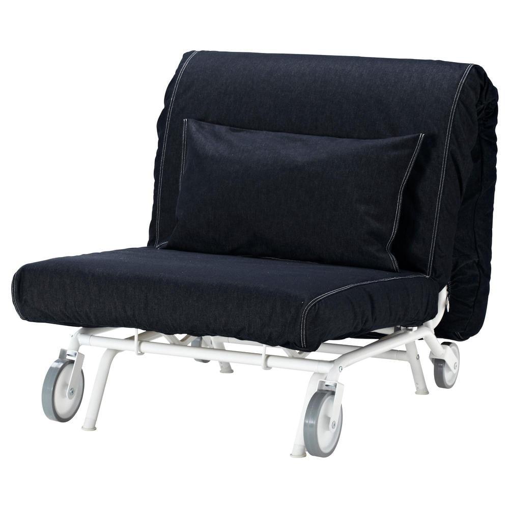 Bed Ikea Armchair Vansta Ps Murbo BlueBlue Dark RjqA53L4