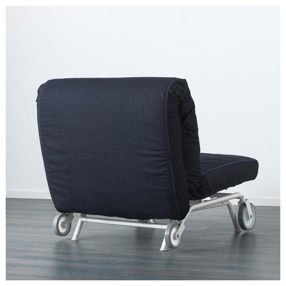 Ikea Poltrona Letto Catalogo.Ikea Ps Murbo Poltrona Letto Vansta Blu Scuro Vansta Blu Scuro
