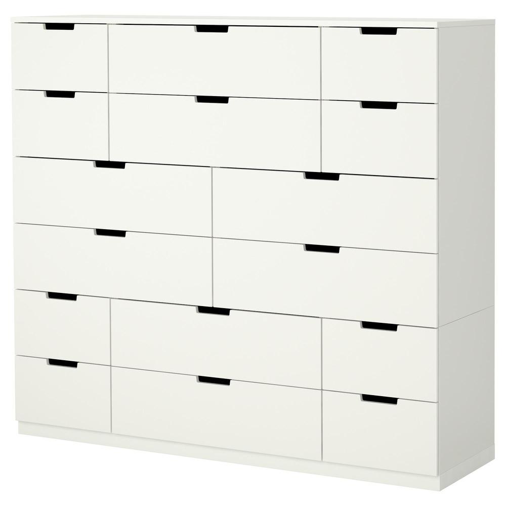 Ikea Artikelnummer Suchen : nordley chest of drawers with 16 drawers ~ Watch28wear.com Haus und Dekorationen
