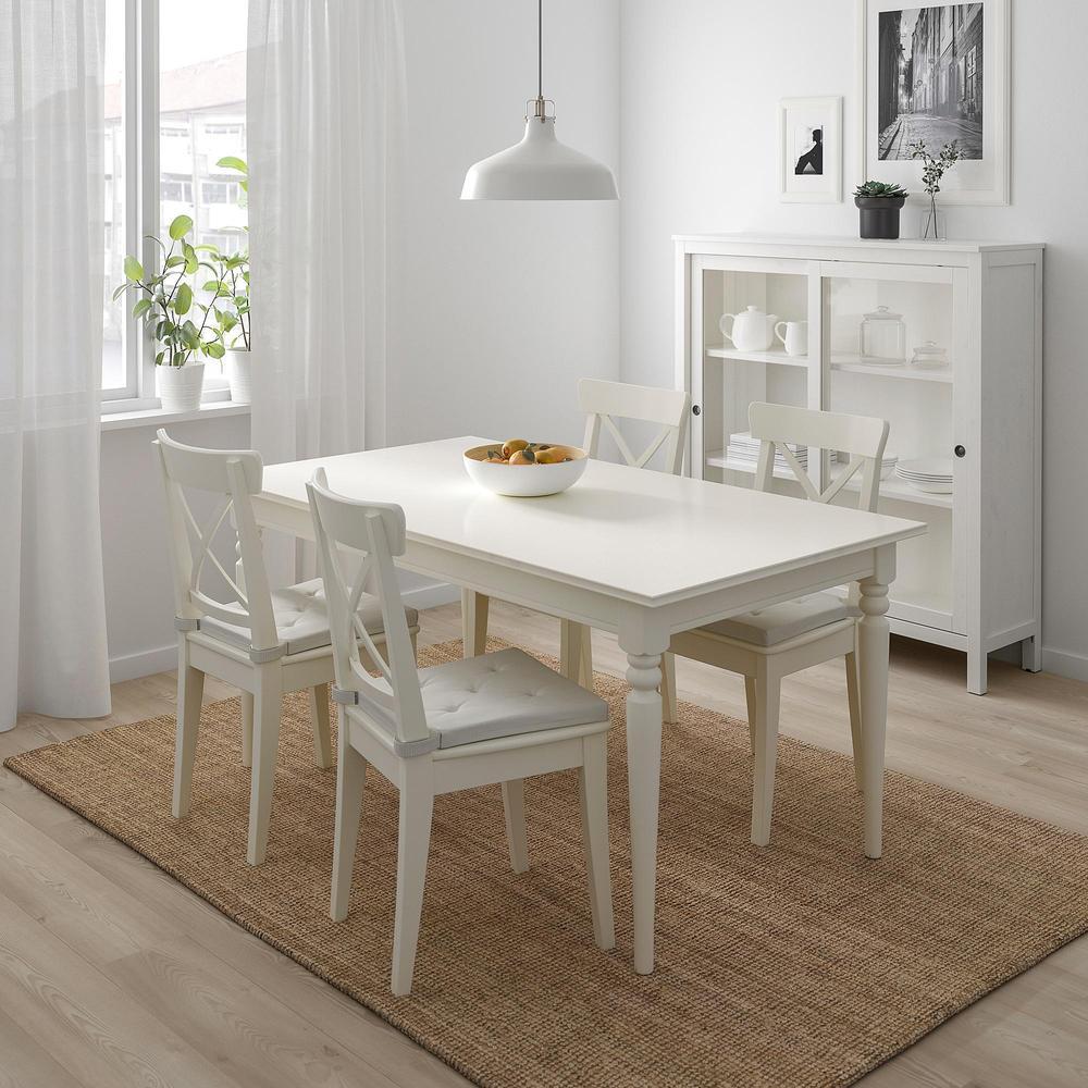 esstisch ingatorp gallery of putting together liatorp with esstisch ingatorp ikea esszimmer. Black Bedroom Furniture Sets. Home Design Ideas