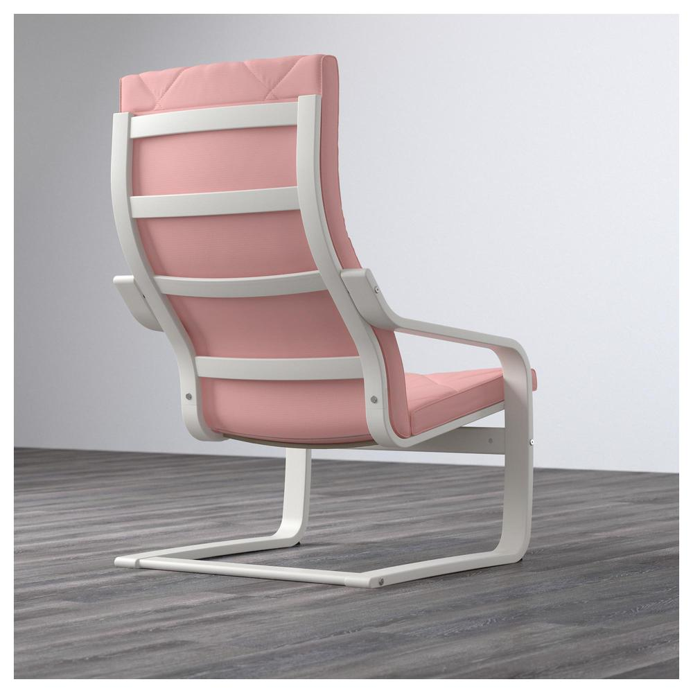 POANG Πολυθρόνα Edum ροζ, Edum ροζ
