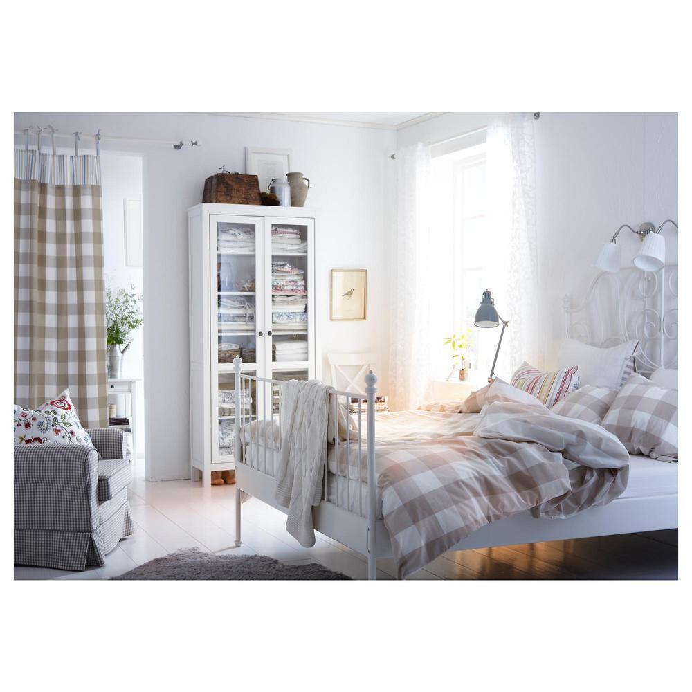 LEYRVIK Bed frame - 180x200 cm, Leirsund (492.108.79) - reviews ...
