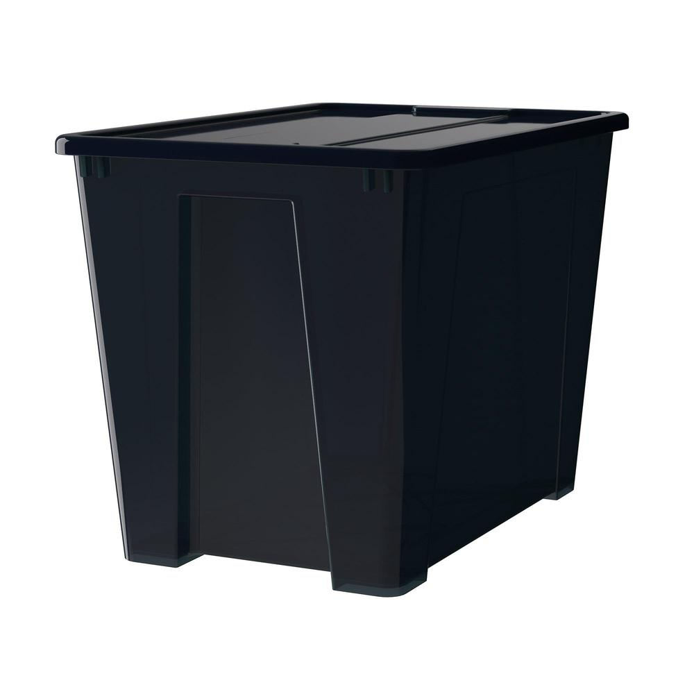 samla container mit deckel 57x39x42 cm 65 l bewertungen preis wo kaufen. Black Bedroom Furniture Sets. Home Design Ideas