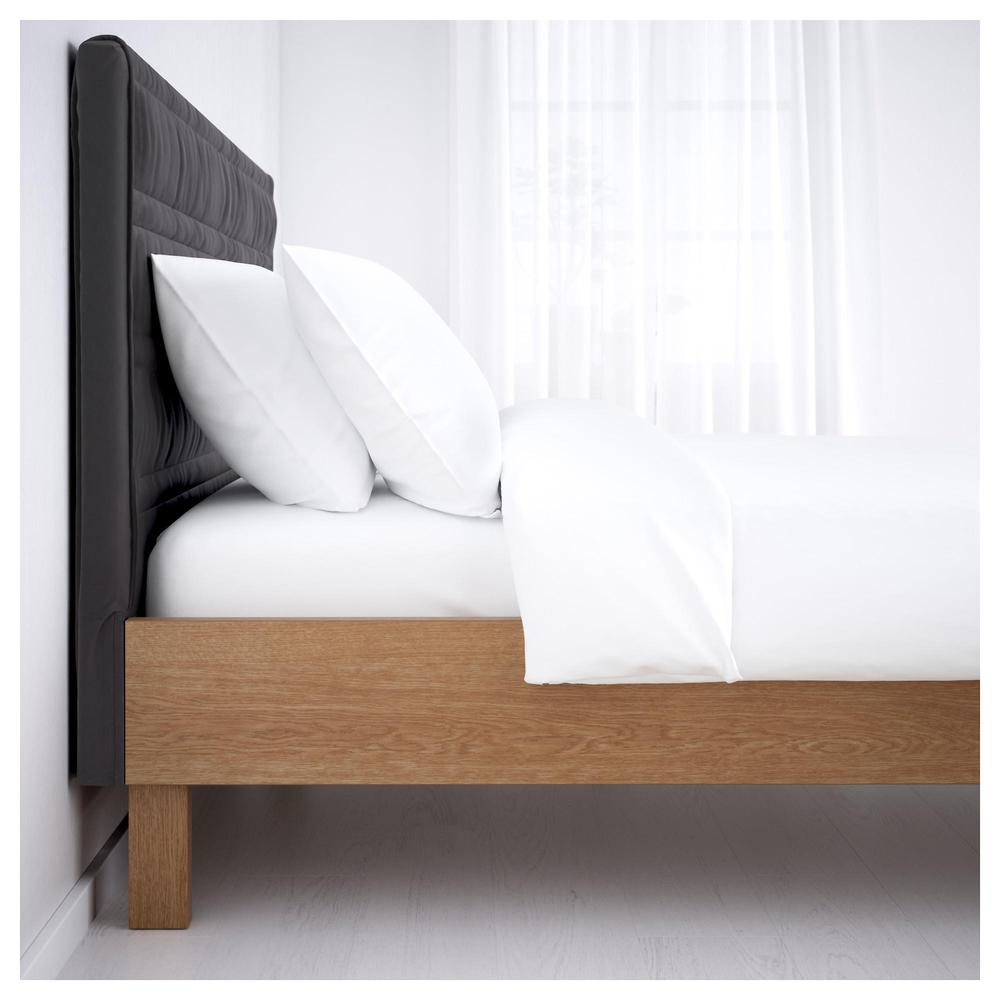 OPPLAND Marco de cama - 160x200 cm, Lonset (592.110.72) - opiniones ...