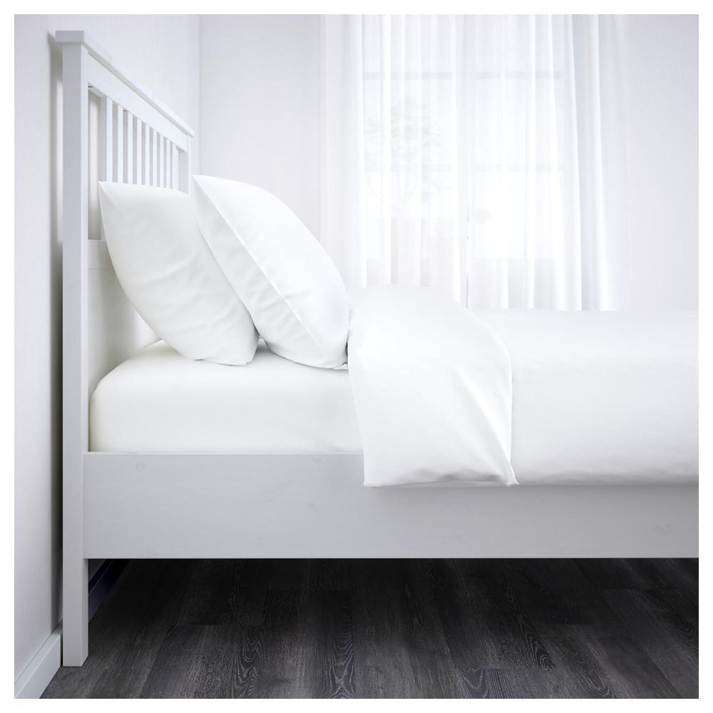 HEMNES marco de la cama - 120x200 cm Lonset (692.278.69) - opiniones ...
