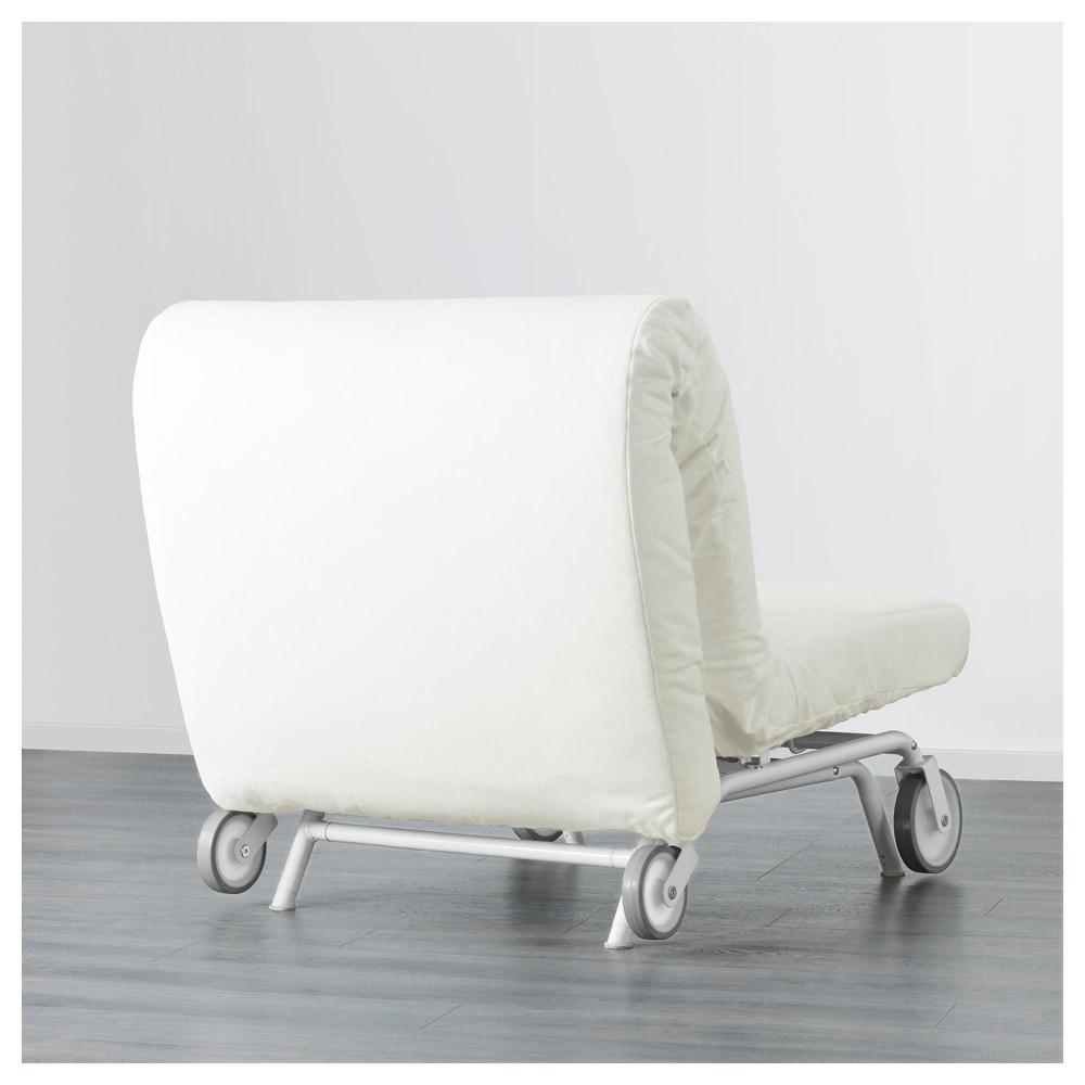 икеапс ховет кресло кровать грэсбу белый грэсбу белый 698744