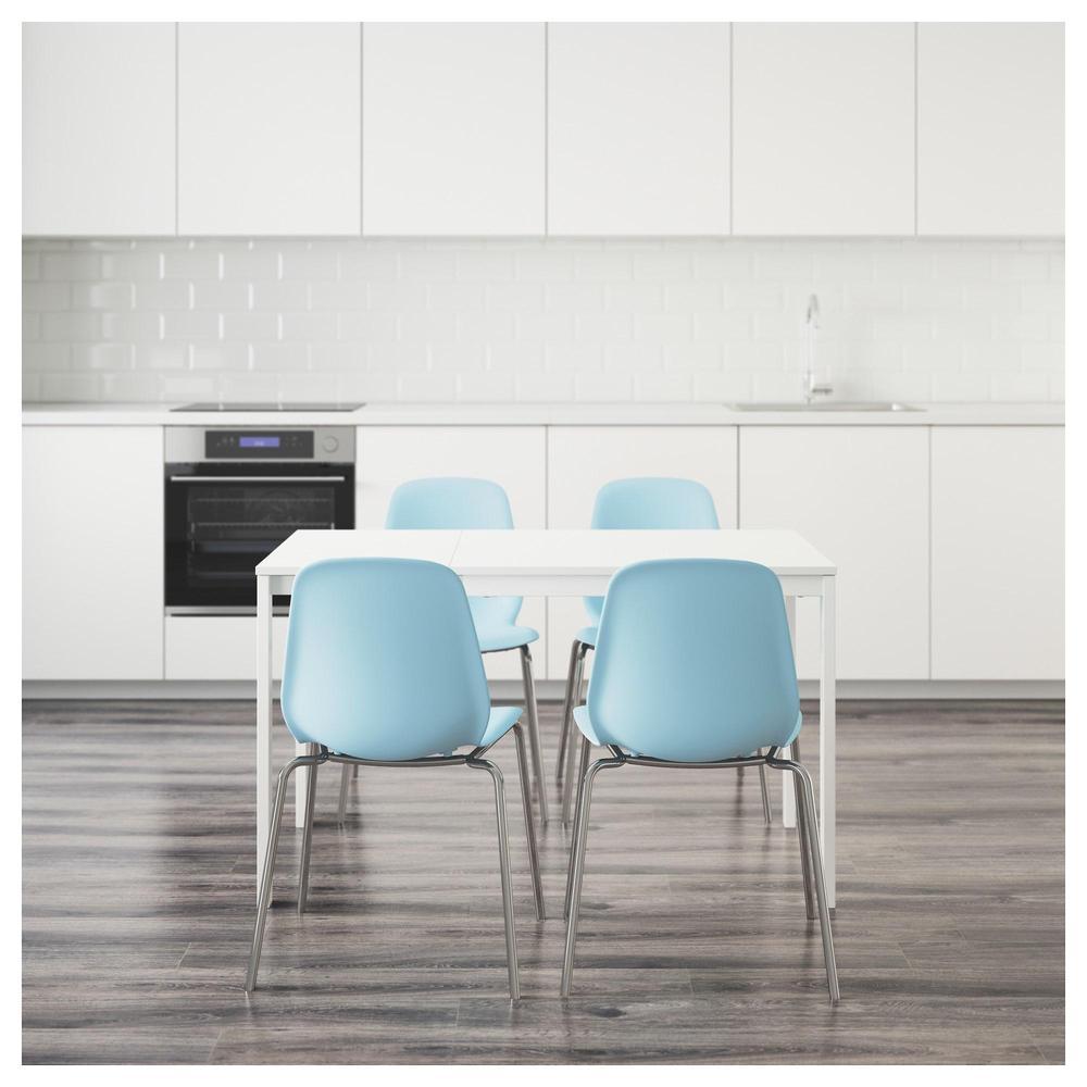 Vangsta Layf Arne Table E 4 Chairs 792 297 59 Recensioni Prezzo Dove Acquistare