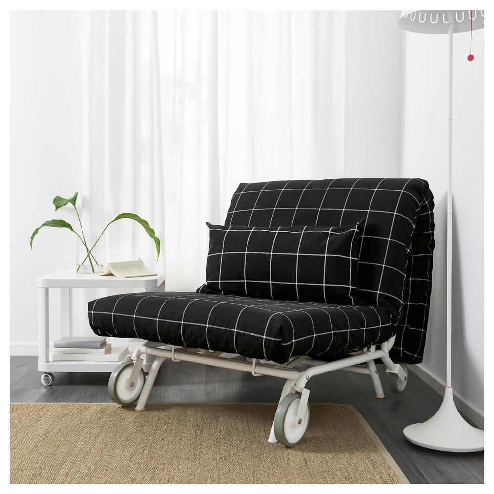 ikea ps khovet armlehnstuhl rute schwarz rute schwarz bewertungen preis. Black Bedroom Furniture Sets. Home Design Ideas