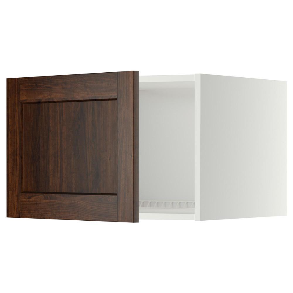 methode der obere schrank auf dem k hlschrank. Black Bedroom Furniture Sets. Home Design Ideas