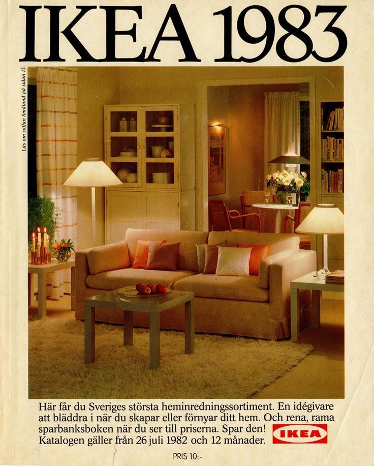 Katalog IKEA 1983