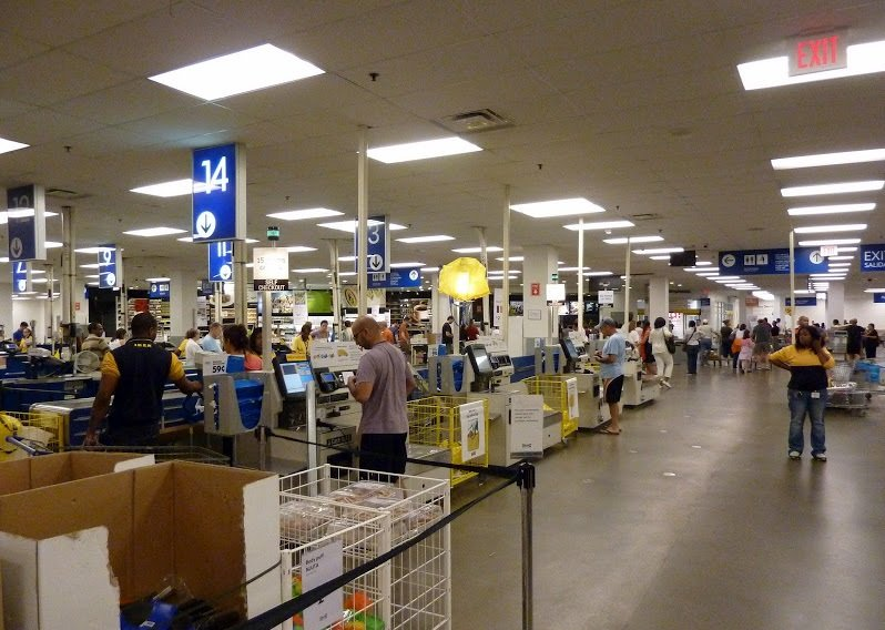 """IKEA in the United States: the familiar and unfamiliar """"in ..."""