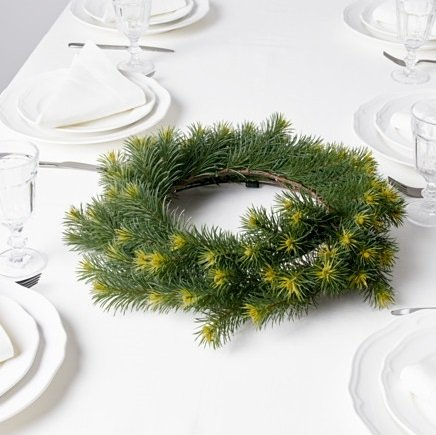 Artificial wreath SMIKKA