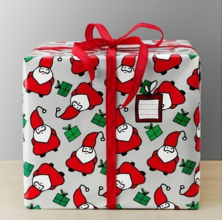 Wrapping paper WINTER 2016