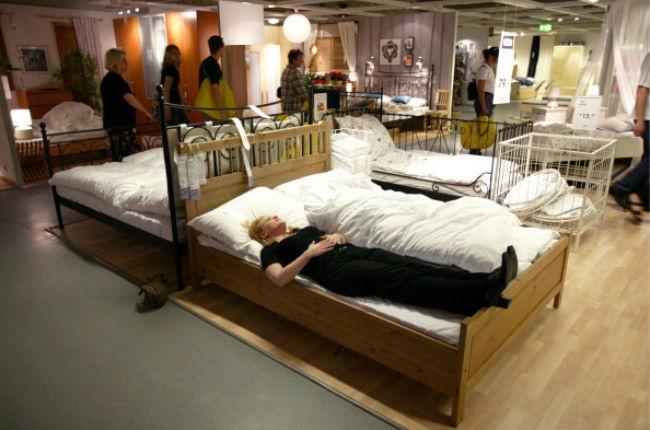 IKEA llit