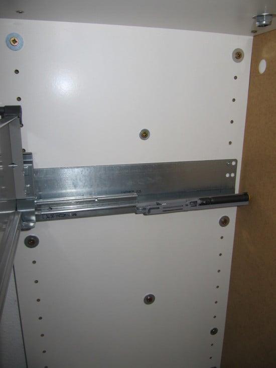 Gerätebecherabdeckplatte