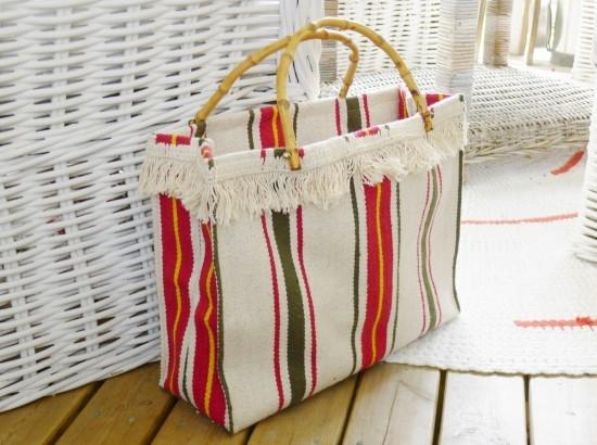 Summer handbag mat Signe