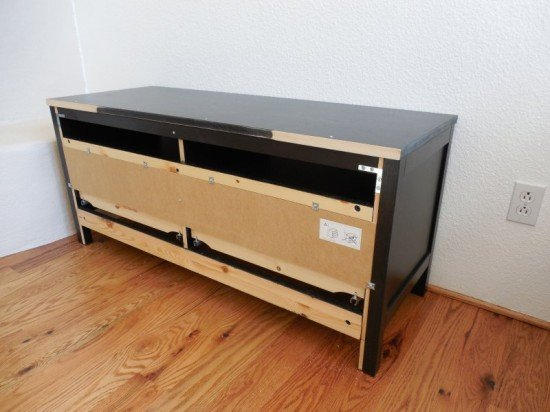Rear side tables HEMNES