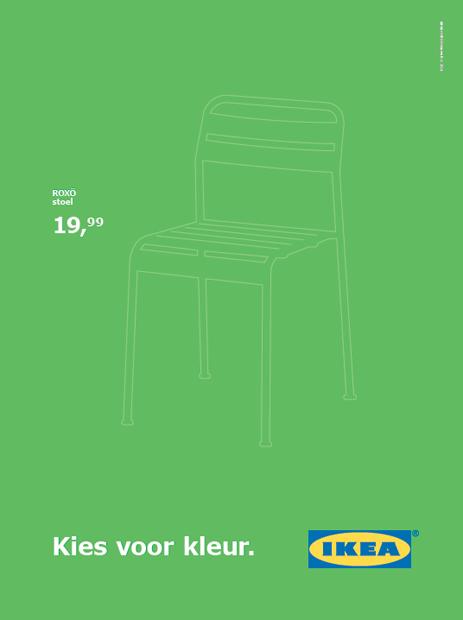 Poster hijau