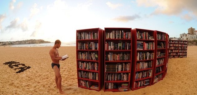 Bibliotheek Beach in Sydney