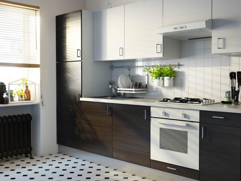 IKEA keuken. Deel 2. Variaties op een thema van gevels