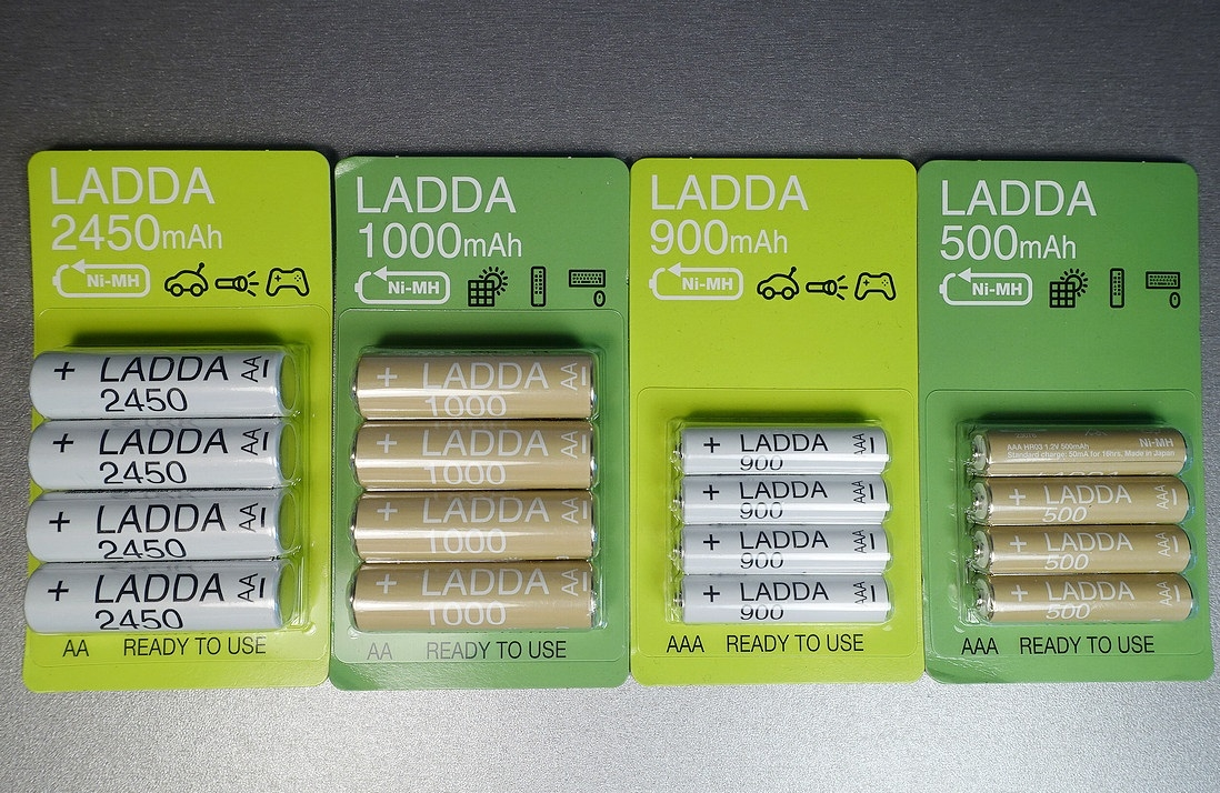 Batteries Ladd