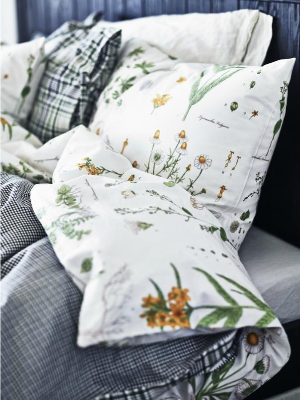 Linen katil IKEA