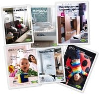 6 new catalogs and brochures IKEA