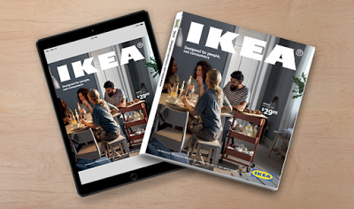 Perfection in imperfection - the new IKEA catalog