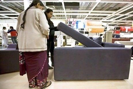 Loja IKEA Índia