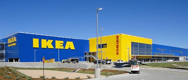 IKEA сграда